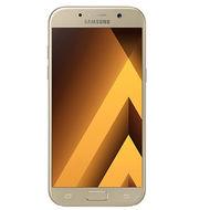 "Samsung GalaxyA3 (2017) LTE/Duos/4.7"" /16GB-2GB/13MP - SMA320F,   Gold"