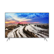 SAMSUNG UA65MU8000 Flat-UHD TV With DTuner, 65 Inch