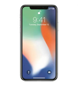 Apple iPhoneX Smartphone with Facetime,  Space Gray, 64 GB
