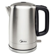 MIDEA 1.7 LTRS STAINLESS STEEL KETTLE, MKM317C2A,  STAINLESS STEEL