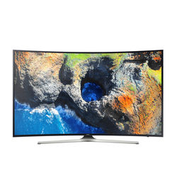 Samsung 55  UHD Curved TV MU7350, 55 Inch