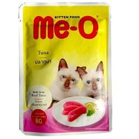 Meo Kitten Tuna Gravy Cat Food 12 Pcs