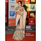 Kmozi Sridevi Designer Saree, cream