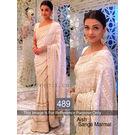 Kmozi Aish Sangemarmal Designer Saree, multicolor