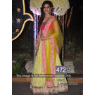 Kmozi Kirti Lime Lemon Latest Designer Lehenga Choli, yellow lime