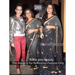 Kmozi Vidha Beauty Bollywood Replica, grey