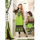 Kmozi Ayesha Takia Long Salwar Kameez Buy Online, green