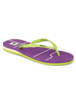 Fila Vint Flip Green Flip Flops, 7,  green