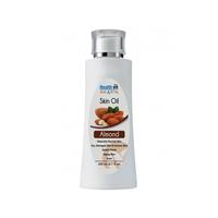 Healthvit Bath & Body Moisturizer Almond Skin Oil 100ml
