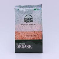 Deccan Organic Masoor Dal 500 Gms