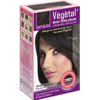Vegetal Bio Colour - Soft Black, 150 gms