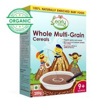 Early Foods Organic Multi-grain Porridge Mix 200g
