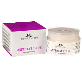 Organic Therapie - Under Eye Creme - 50 Gms