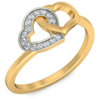 RING (LJRG052), 13, 14k, hi-vs/si