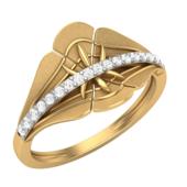 RING (LJRG031), 10, 18k, hi-vs/si