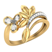 RING (LJRG108), 16, 14k, hi-vs/si