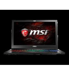 MSI GS63VR 6RF STEALTH PRO WITH GEFORCE GTX 1060 6GB GDDR5