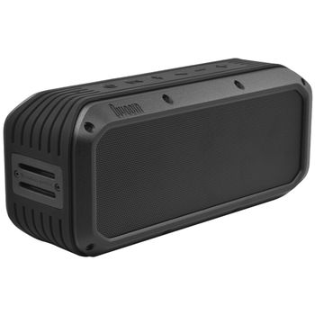 DIVOOM BLUETOOTH SPEAKER VOOMBOX POWER BLACK OUTDOOR
