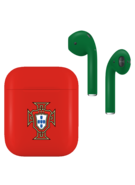 APPLE AIRPODS FIFA EDITION,  portugal , matte