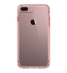 GRIFFIN IPHONE 7 PLUS BACK CASE SURVIVOR ROSE GOLD/WHITE/CLEAR