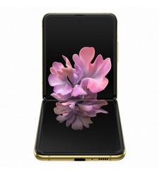 SAMSUNG GALAXY Z FLIP F700F 256GB SS 4G,  gold