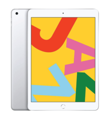 APPLE IPAD WIFI 10.2 INCH 7TH GENERATION,  silver, 32gb