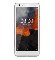 نوكيا 3.1 2018 الجيل الرابع (4G) ثنائي الشريحة,  White Iron, 16GB