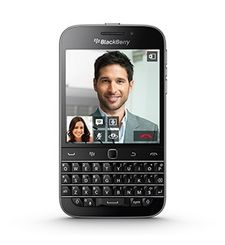 BLACKBERRY CLASSIC 4G LTE,  black