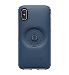 OTTERBOX IPHONE X / XS BACK CASE POP SYMMETRY,  go to blue