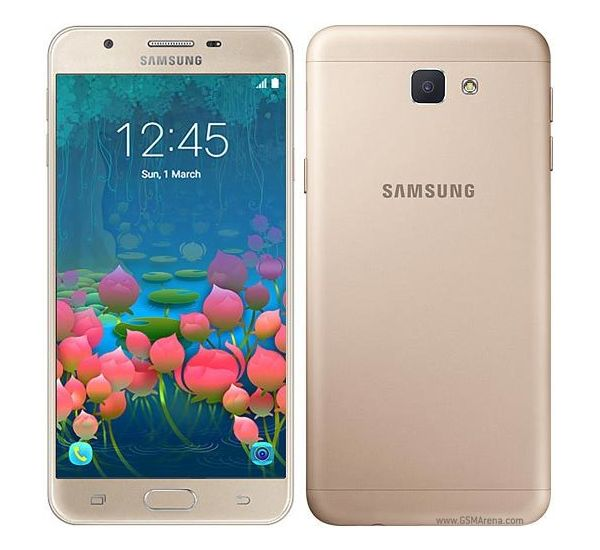 Samsung Galaxy J5 Prime – 1.4 GHz – 5.0″ – 2 GB – 16 GB – 13 MP – Gold