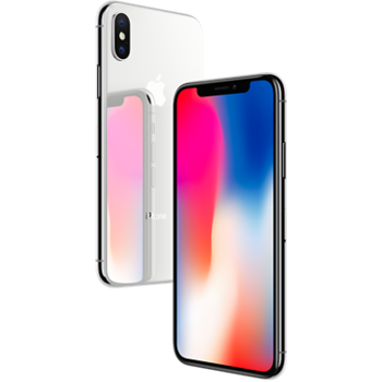 APPLE IPHONE X,  gray , 256gb