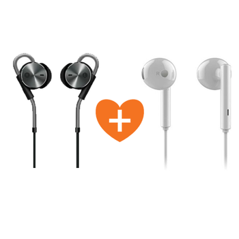 HUAWEI HEADPHONE COMBO DEAL - AM180 & AM 115