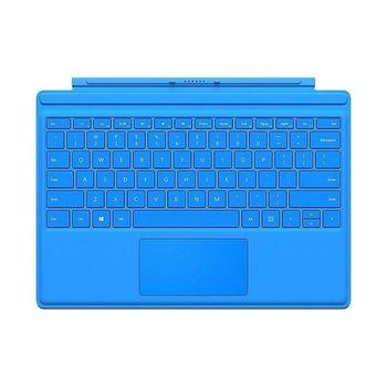 MICROSOFT SURFACE PRO 4 KEYBOARD TYPE BLUE ENGLISH QC700002