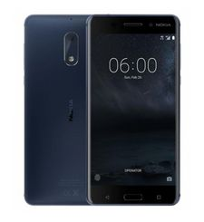 NOKIA 6 4G LTE DUAL SIM,  tempered blue, 32gb