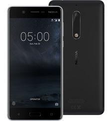 نوكيا 5 16GB ثنائي الشريحة,  أسود
