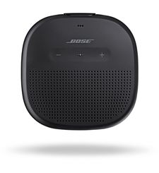 BOSE SOUNDLINK MICRO WATERPROOF BLUETOOTH SPEAKER,  black