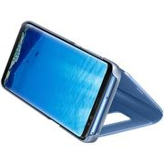SAMSUNG GALAXY S8 CLEAR VIEW STANDING COVER,  blue
