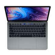 "APPLE MACBOOK PRO 13"" 1.4GHZ QUAD CORE TOUCH BAR,  space gray, 128gb"