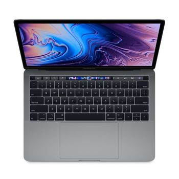APPLE MACBOOK PRO 13  1.4GHZ QUAD CORE TOUCH BAR,  space gray, 128gb