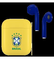 APPLE AIRPODS FIFA EDITION,  brazil, matte