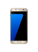 سامسونج S7 ايدج ثنائي الشريحة,  ذهبي, 32GB