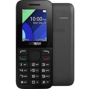 ALCATEL 1054D 4MB 2G DUAL SIM,  charcoal grey