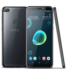 HTC DESIRE 12 PLUS 32GB 4G DUAL SIM,  cool black