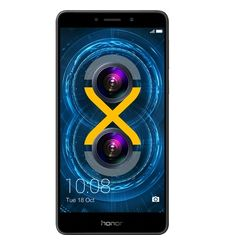 HUAWEI HONOR 6X DUAL SIM 4G LTE,  grey, 32gb