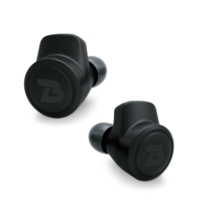 SONICB TRUE WIRELESS EARBUDS,  black