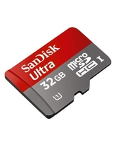 SANDISK MICRO SDHC 32GB ANDROID UHS-I CLASS 10 30MB/S