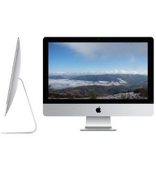 "APPLE IMAC MMQA2 I5 2.3 DUAL CORE 8GB 1TB INTEL IRIS PLUS 640 SRGB 21.5"" - ENGLISH, SILVER"