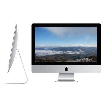 APPLE IMAC MMQA2 I5 2.3 DUAL CORE 8GB 1TB INTEL IRIS PLUS 640 SRGB 21.5  - ENGLISH, SILVER