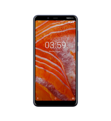 NOKIA 3.1 PLUS 4G DUAL SIM,  blue, 32gb
