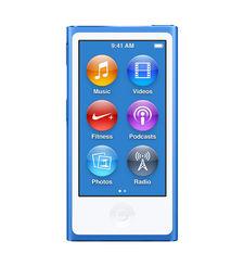 Apple iPod Nano 8th Generation, 16 gb,  blue